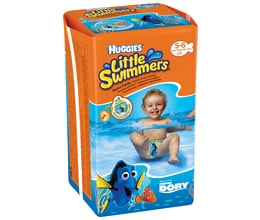 Huggies Little Swimmers 12-18kg 11ks plenky do vody
