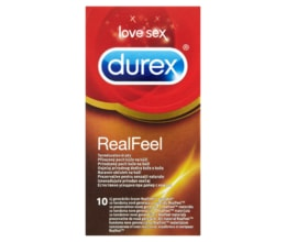 Durex Love Sex RealFeel kondomy 10 ks