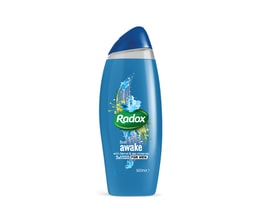 Radox Feel Awake sprchový gel 500ml