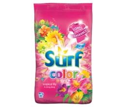 Surf Color Tropical prací prášek 2,8kg 40PD