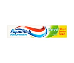 Aquafresh Triple Protection Herbal zubní pasta 125ml