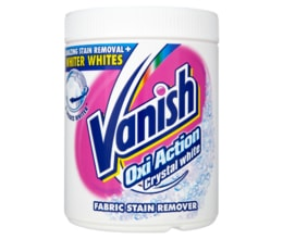 Vanish Oxi Action Crystal white odstraňovač skvrn 1kg