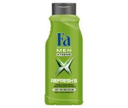 Fa Men Xtreme sprchový gel Refresh 5 400ml