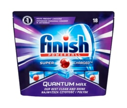 Finish Powerball Quantum Max tablety do myčky 18 ks 279g