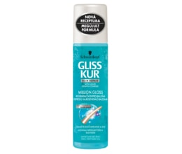 Gliss Kur Million Gloss regenerační expres balzám 200ml