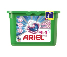 Ariel Touch of Lenor prací kapsle 15ks