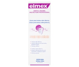 Elmex Dental Enamel Protection Professional Ústní voda 400ml