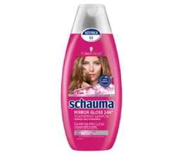 Schauma Mirror Gloss 24h Šampon 400ml