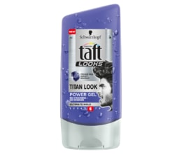 Taft Looks Titan Look stylingový gel 150ml