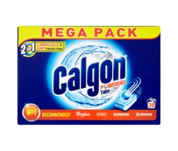 Calgon Powerball 2v1 tablety 30 ks 390g