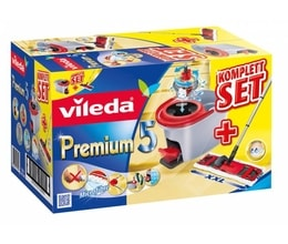 Vileda Premium 5set BOX