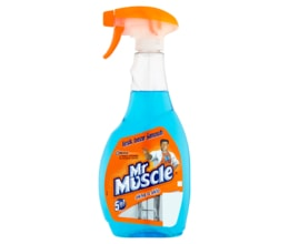 Mr Muscle Okna a sklo 500ml