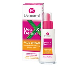 Dermacol Detox And Defence pleťový krém