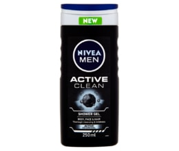 Nivea Men Sprchový gel Active Clean 250ml