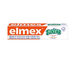 Zubní pasta Elmex Junior 6-12 let 75ml