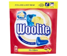 Woolite Mix Colors gelové kapsle 28ks