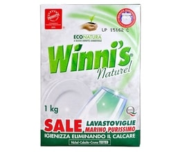 Winni´s Sale 1 kg sůl do myčky HYPOALERGENNÍ