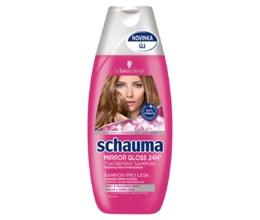 Schauma Mirror Gloss 24h Šampon 250ml