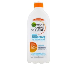 Garnier Ambre Solaire Sensitive Advanced krém na opalování OF 50+ 400ml