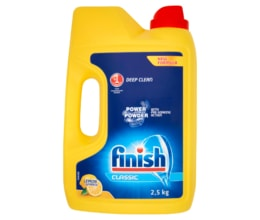 Finish Classic Power Powder Lemon Sparkle prášek 2,5kg