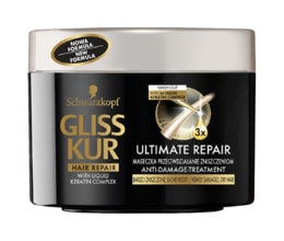 Gliss Kur Ultimate Repair maska 200ml