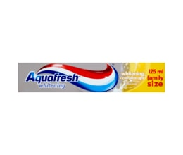 Aquafresh Whitening + complete care zubní pasta 125ml