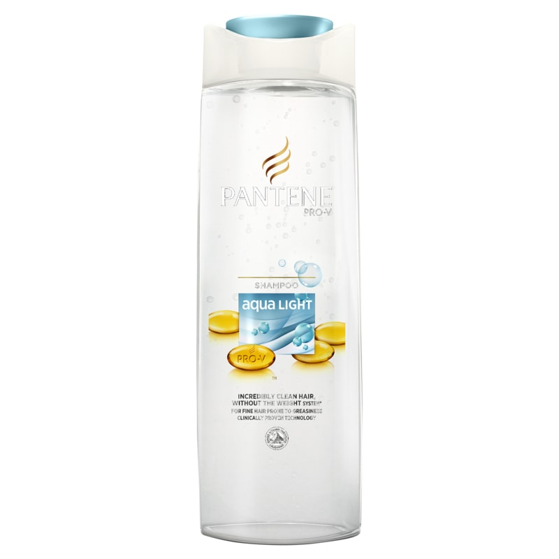 Pantene Aqua Light šampon 400ml