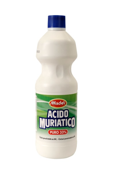Acido Muriatico 1000 ml na WC