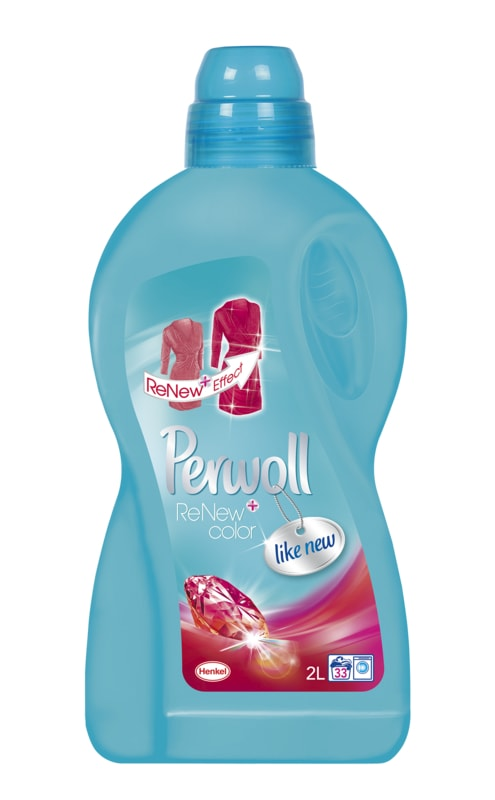 Perwoll Color prací gel 2l 33PD