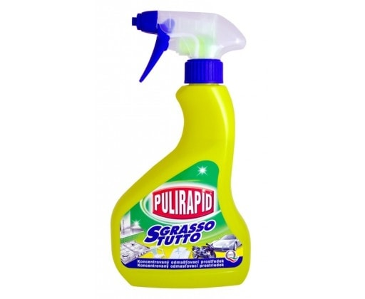 Pulirapid Sgrassotutto 500 ml odmašťovač