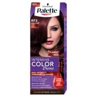 Schwarzkopf Palette Intensive Color Creme barva na vlasy Intenzivní Tmavě Červený RF3