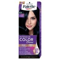 Schwarzkopf Palette Intensive Color Creme barva na vlasy Modročerný C1