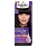 Schwarzkopf Palette Intensive Color Creme barva na vlasy Tmavě Hnědý N2