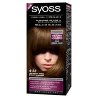 Syoss Color barva na vlasy Jantarově hnědý 4-88