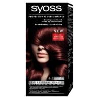 Syoss barva na vlasy Mahagonově Hnědý 4-2