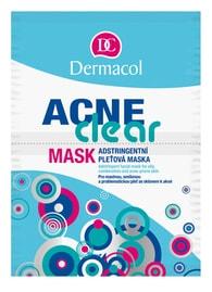 Dermacol Acneclear jednorázová maska