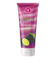 Dermacol Aroma Ritual antistresový krém na ruce hrozny s limetkou