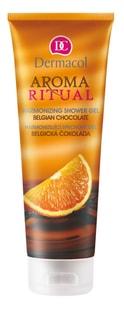 Dermacol Aroma Ritual harmonizující sprchový gel belgická čokoláda 250ml