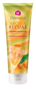 Dermacol Aroma Ritual povznášející sprchový gel mandarinkový sorbet