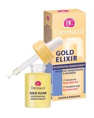 Dermacol Gold Elixir omlazující aromaterapie s kaviárem