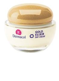 Dermacol Gold Elixir omlazující kaviárový denní krém