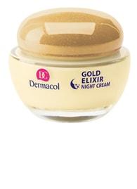Dermacol Gold Elixir omlazující kaviárový noční krém