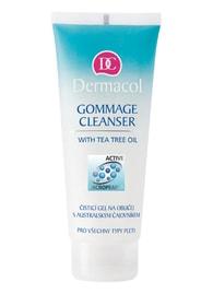 Dermacol Gommage Cleanser čisticí gel na obličej