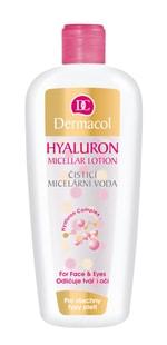 Dermacol Hyaluron čisticí micelární voda