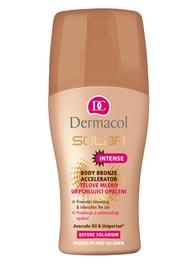 Dermacol Solar Intense tělové mléko urychlujíci opálení