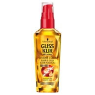 Gliss Kur Ultimate Color Elixír s oleji 75 ml