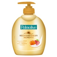Palmolive tekuté mýdlo Mediterranean Moments Apricot&Strawberry