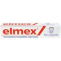 Zubní pasta Elmex Menthol-free s aminfluoridem 75ml