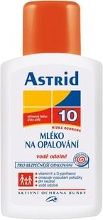 Astrid mléko na opalování OF 10