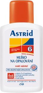 Astrid mléko na opalování OF 6